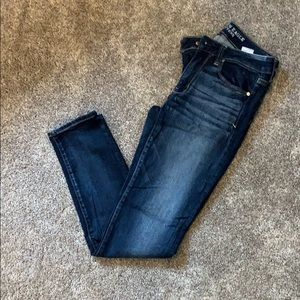 American Eagle Skinny jeans 6R